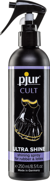 pjur CULT ultra shine shining spray
