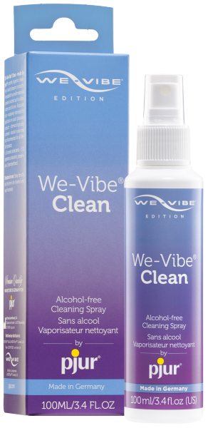 We-Vibe Clean - made by pjur