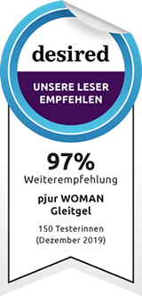 mytest Siegel desired pjur WOMAN