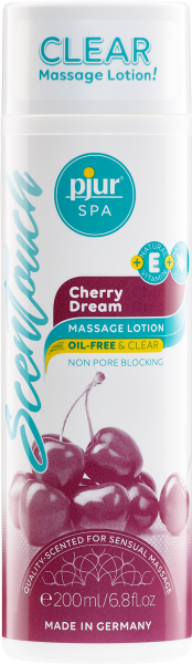 pjur SPA ScenTouch Cherry Dream