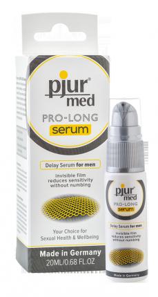 pjur med PRO-LONG serum