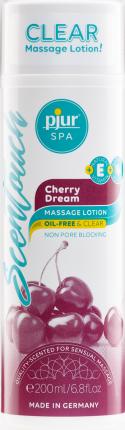 pjur SPA ScenTouch Cherry Dream